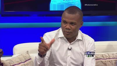 Tito Trinidad habla del sorteo que se hará en su honor