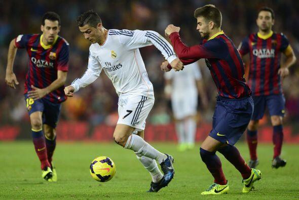 El Real Madrid no se dio por vencido.