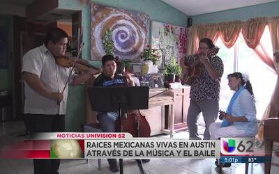 Mantienen vivas sus raíces mexicanas