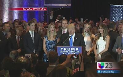 Descontentos los republicanos de Miami con la prevalencia de Trump