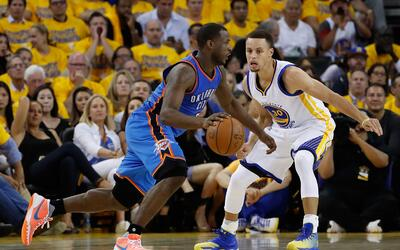 Previo Juego 5: Warriors vs. Thunder
