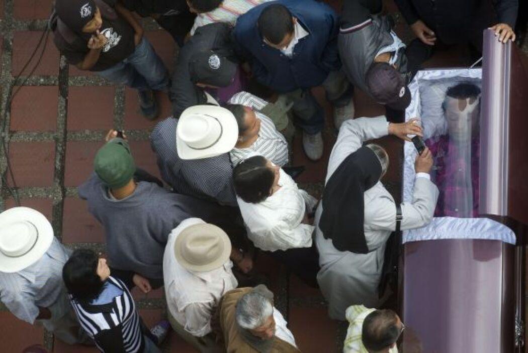 """En principio la masacre ha sido atribuida por las autoridades a """"Los Ras..."""
