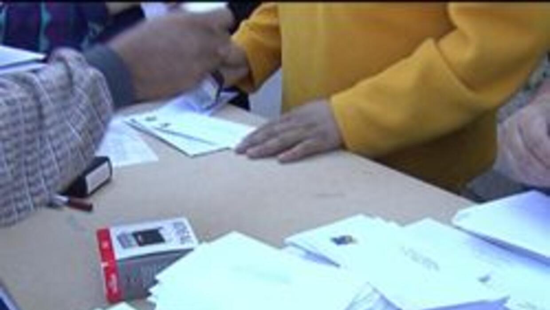 Ejemplo de cartas coleccionadas en Phoenix