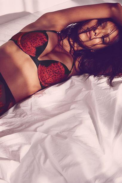 El encaje siempre será una apuesta segura a la hora de seducir.