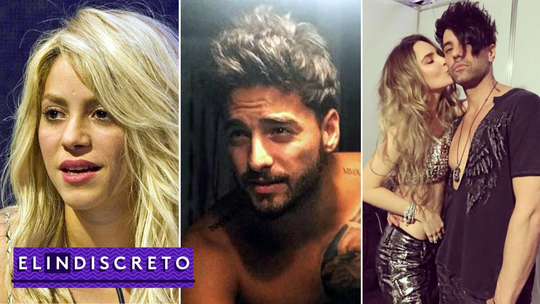#ElIndiscreto Shakira, Maluma, Belinda