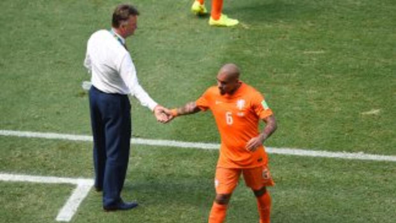 El centrocampista es duda para los cuartos de final.