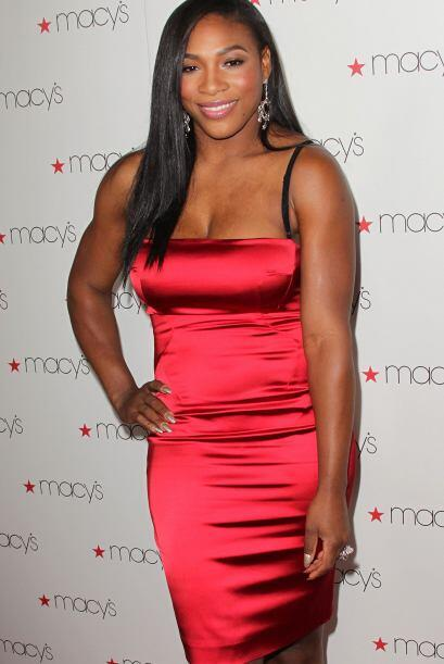 #10 Las curvas de Serena Williams.