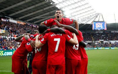 Swansea City vs. Liverpool