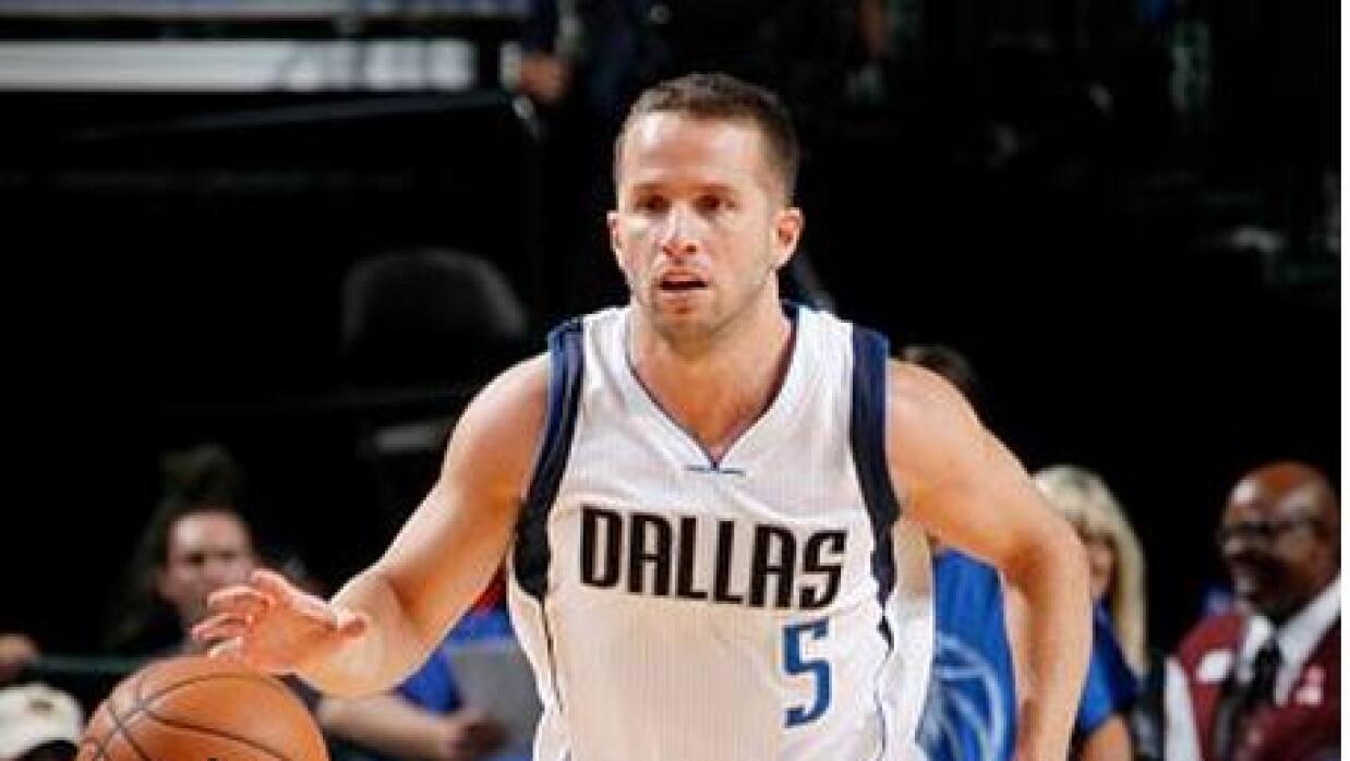 Canastero boricua de los Mavericks de Dallas