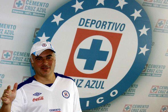 En cuestión de técnicos Guillermo Vázquez es el más reciente de los entr...