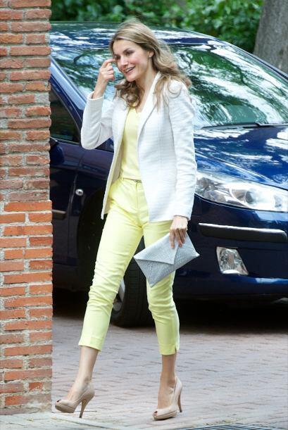 ¿Les gustan los 'looks' de la princesa Letizia? Pues gracias a to...