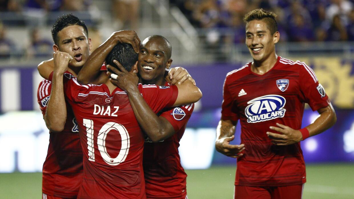 FC Dallas gana a domicilio