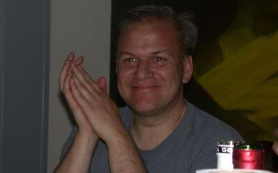 Sus amigos recuerdan a Christopher Augur como un hombre feliz, que disfr...