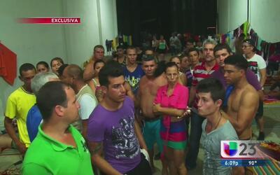 Cubanos varados en Colombia serán deportados devuelta a la Isla