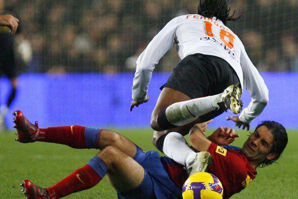 La segunda Champions League llegó en 2009, pero para su mala fort...