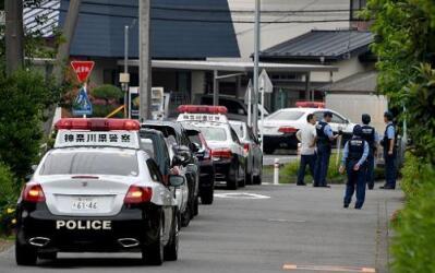 Ataque con cuchillo en Japón