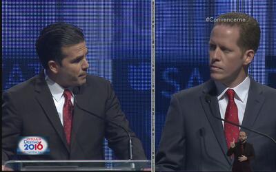 """Ricardo Rosselló y David Bernier se enfrentan por """"campañas sucias y baj..."""
