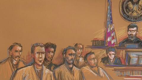 """El último de los """"Cocaine Cowboys"""" compadece en corte de Miami"""