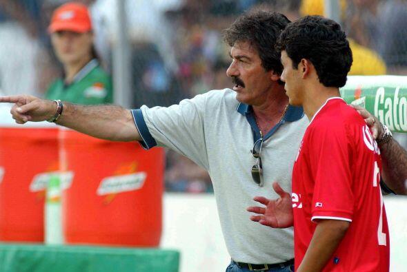 Toluca representó otra buena era para el argentino y otra vez el...