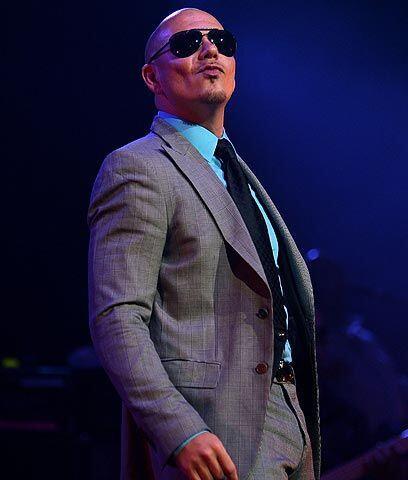 PitbullEl cantante cubano-estadounidense Pitbull fue otro que cancel&oac...