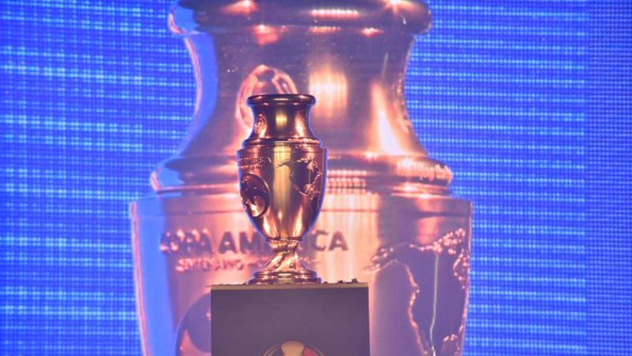 A Subcampeonarla!: Este es el Trofeo (C. América Centenario)