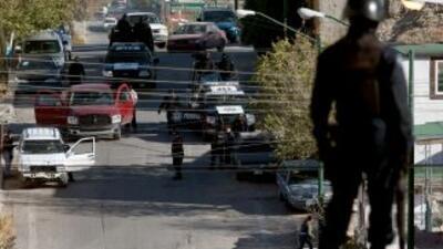Ciudad Juárez es considerada como la urbe más violenta de México y desta...