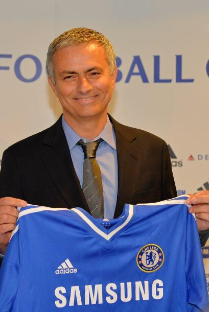 El portugués José Mourinho vuelve a su amado Chelsea luego de su fatídic...