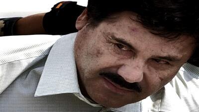 Animación del operativo que terminó en el arresto de El Chapo Guzmán