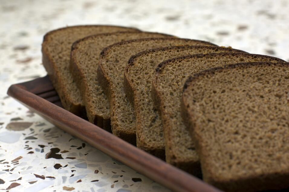 Un pan para cada tipo de comida