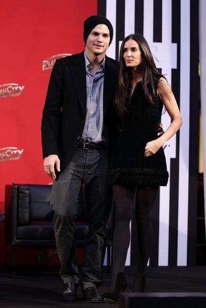 De hecho, la relación con Bruce era tan buena, que acudió a la boda de A...
