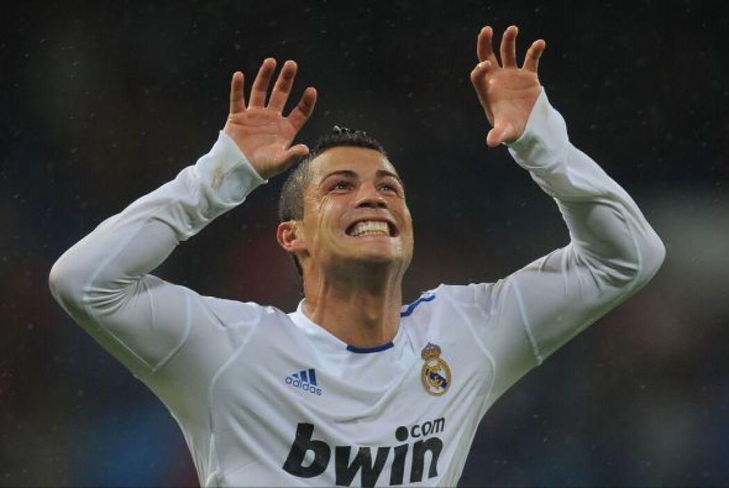 Cristiano Ronaldo: agota los récords: 44 goles en Liga, 21 de ellos a do...