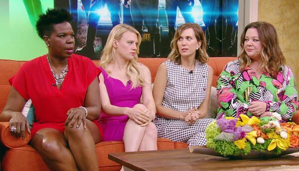 Ellas no le temen a nada: Las 'Ghostbusters' visitaron Despierta América