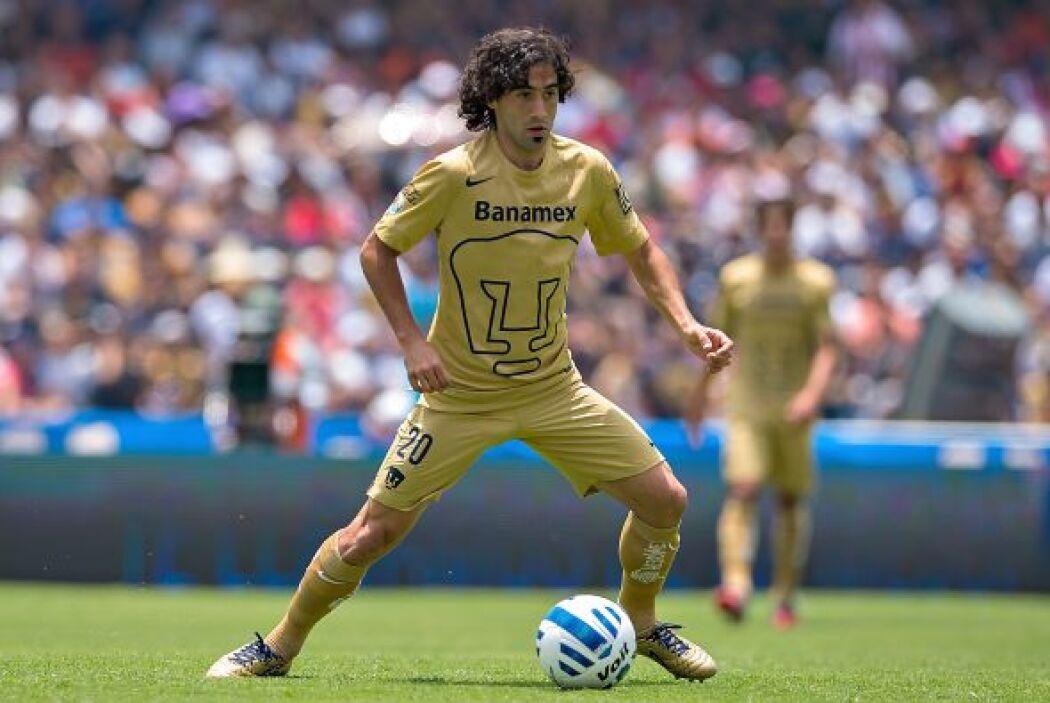 De los extranjeros que han llegado en este torneo se encuentra Matías Br...