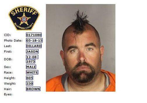 Jason Dillard (Departamento de Policía de Waco).