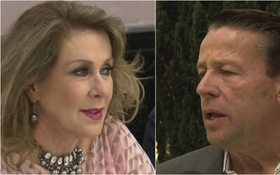 Laura Zapata supuestamente ofendió a Alfredo Adame y el actor le dijo ca...