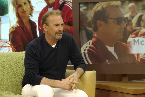 """Costner habló sobre """"MacFarland USA"""" y lo importante qu..."""