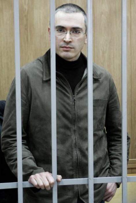 En el caso de Mijaíl un Tribunal de Moscú le redujo el castigo en un año...