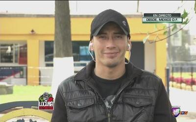 Rubens Sambueza: 'Siempre salimos a ganar'