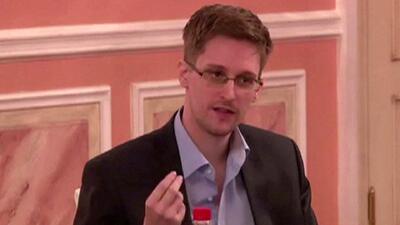 Edward Snowden pide extensión en su asilo en Rusia