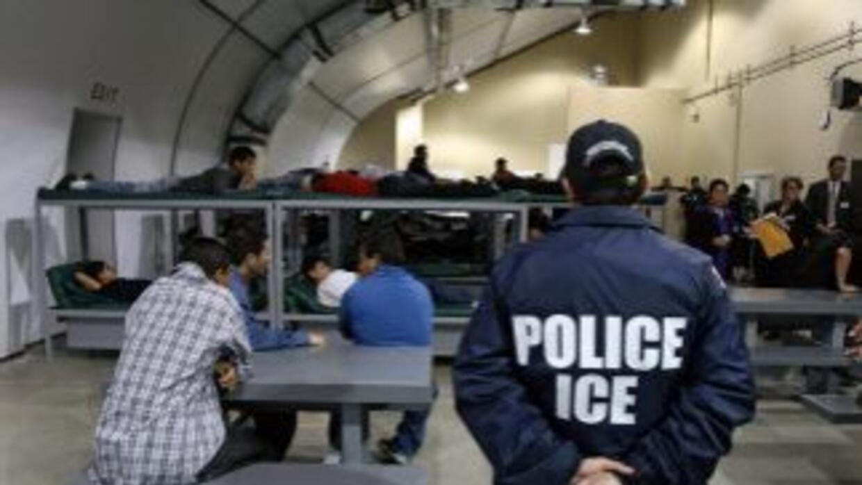 Centro de detención de ICE.