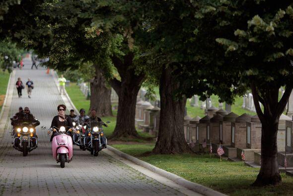 Los recorridos a bordo de motocicletas, forman parte del popular 'Rollin...