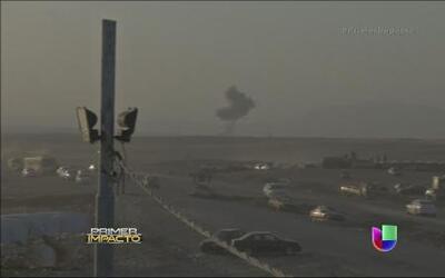 Estados Unidos realizó bombardeos de emergencia en Irak