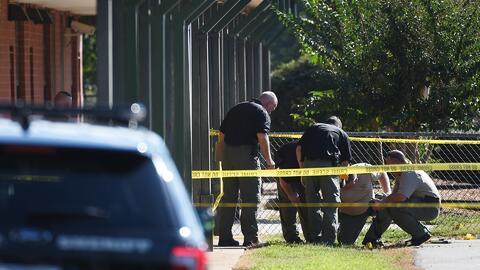 Adolescente protagoniza tiroteo en escuela de Carolina del Sur