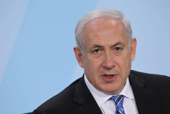 Otro de los políticos internacionales mencionado es el ex premier israel...