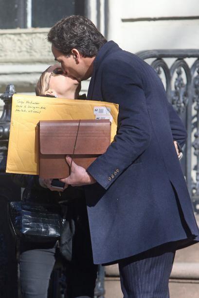 Ella quedó perdidamente enamorada de Olivier Sarkozy, director de...