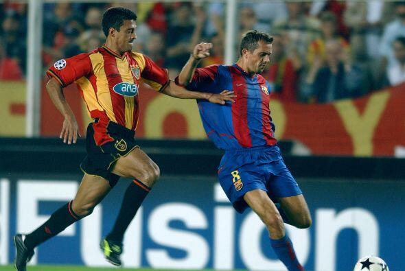 Sergio Almaguer se convirtió en el tercer mexicano en jugar la Champions...