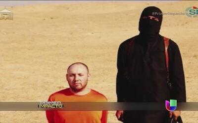 Divulgan video que muestra la decapitación de un periodista estadounidense
