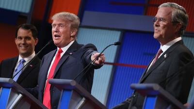 Donald Trump 'elogia' al gobierno mexicano
