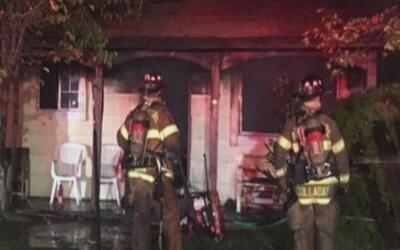 Incendio en casa de Carmichael deja daños por unos 50 mil dólares
