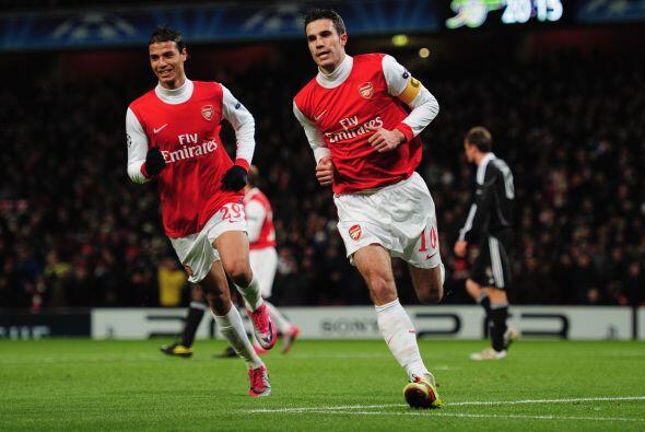 El segundo lugar en el que avanzó Arsenal no fue justo con su f&u...